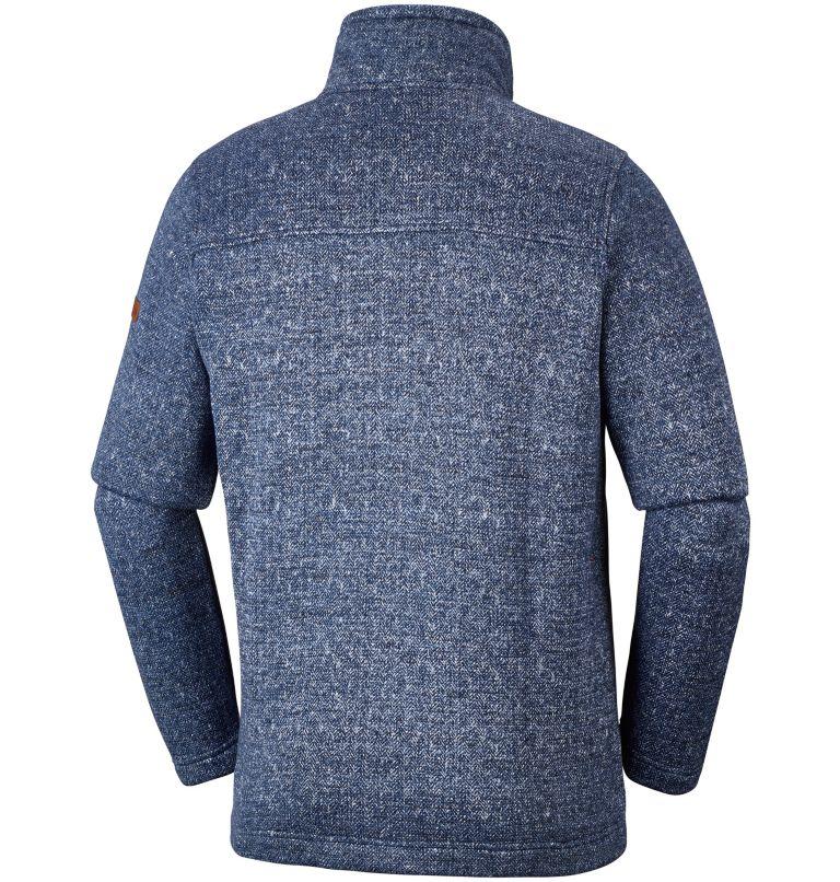 Men's Boubioz™ Full Zip Fleece - Plus Size Men's Boubioz™ Full Zip Fleece - Plus Size, back