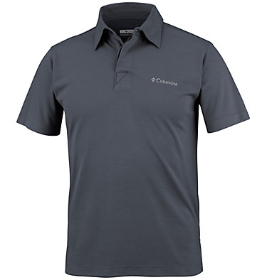 Polo Sun Ridge™ Homme – Grande Taille , front