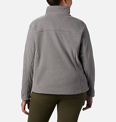 Veste Fast Trek™ II Femme – Grande Taille Fast Trek™ II Jacket | 125 | 1X, City Grey Heather, back