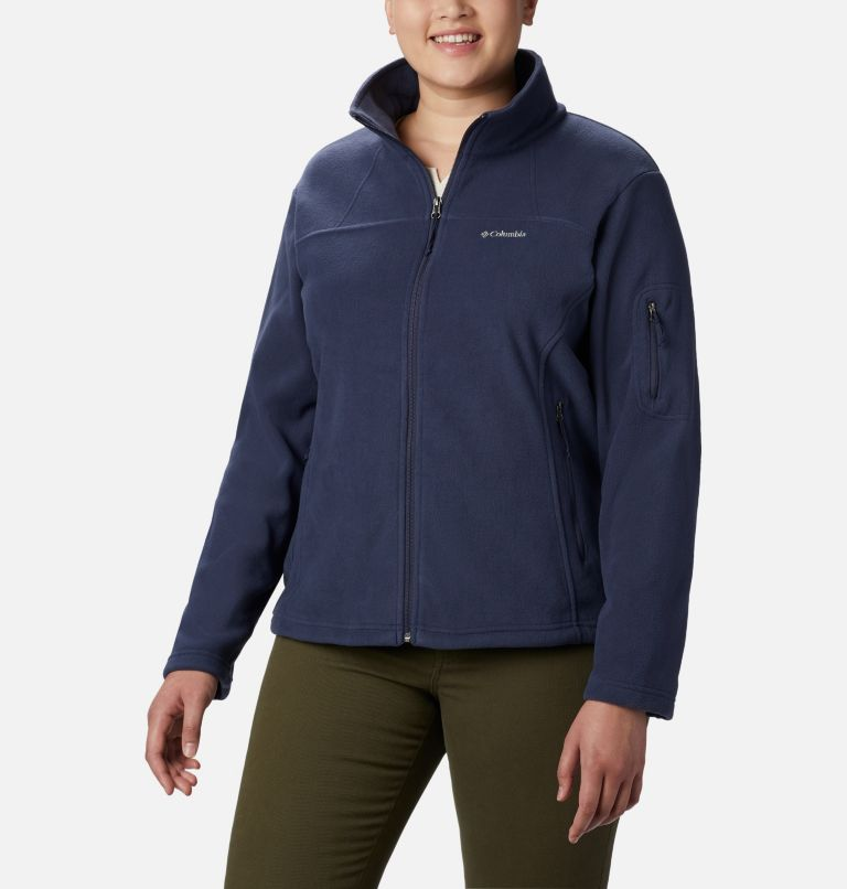 Women's Fast Trek™ II Fleece Jacket – Plus Size Women's Fast Trek™ II Fleece Jacket – Plus Size, front