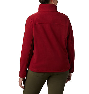 Women's Fast Trek™ II Fleece Jacket – Plus Size , back