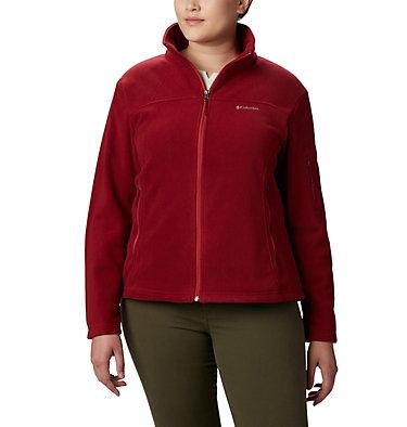 Women's Fast Trek™ II Fleece Jacket – Plus Size , front