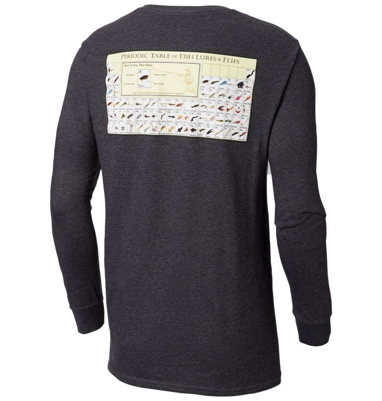 Men's PFG Periodic Chart Graphic Tee Shirt Men's PFG Periodic Chart Graphic Tee Shirt, back