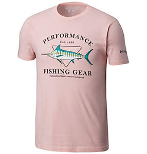 Men's PFG Canopy Cotton Tee Shirt