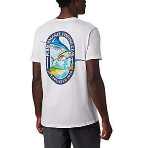 Men's PFG Collage Graphic Tee