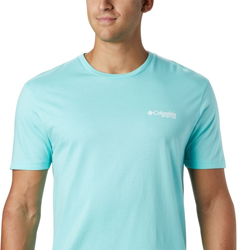 Men's PFG SOS Graphic Short-sleeve T-shirt Men's PFG SOS Graphic Short-sleeve T-shirt, a1