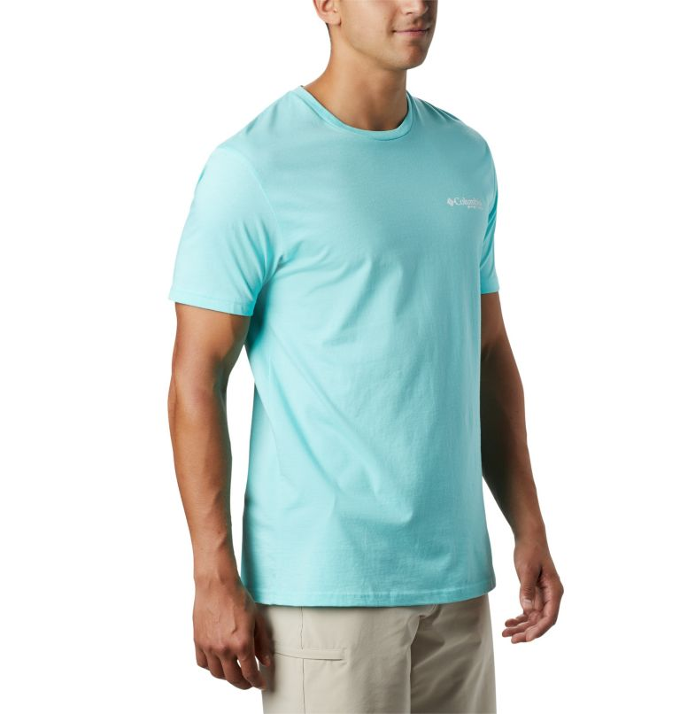 Men's PFG SOS Graphic Short-sleeve T-shirt Men's PFG SOS Graphic Short-sleeve T-shirt, a2