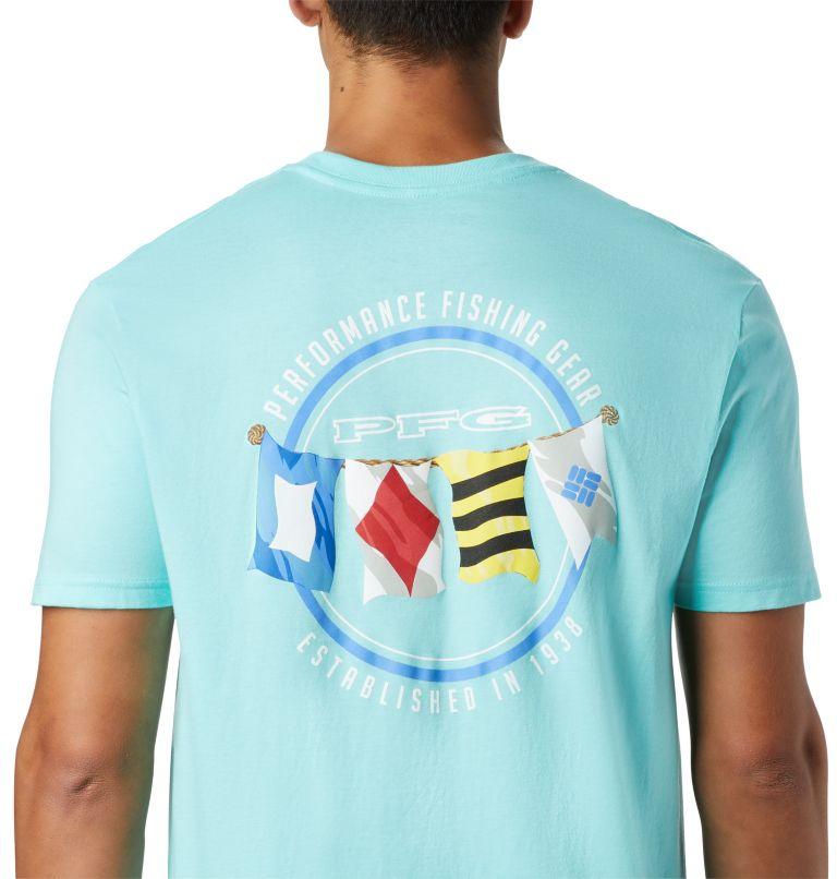 Men's PFG SOS Graphic Short-sleeve T-shirt Men's PFG SOS Graphic Short-sleeve T-shirt, a3