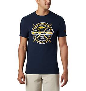 Men's PFG Bag Graphic Short Sleeve Tee Shirt