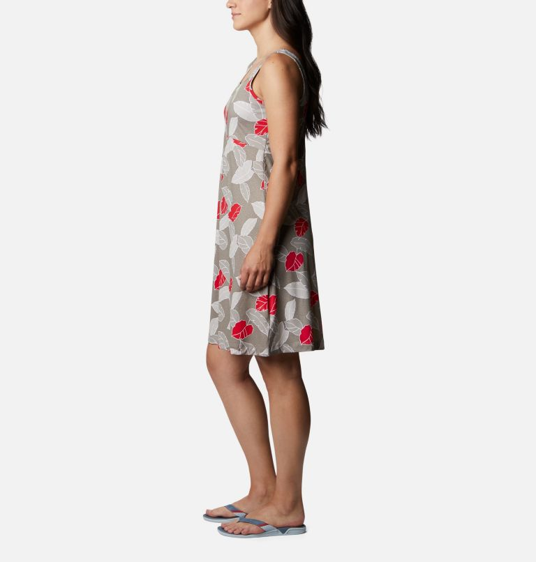 Freezer™ III Dress | 005 | M Women's PFG Freezer™ III Dress, Kettle Ditsy Leaves Print, a1