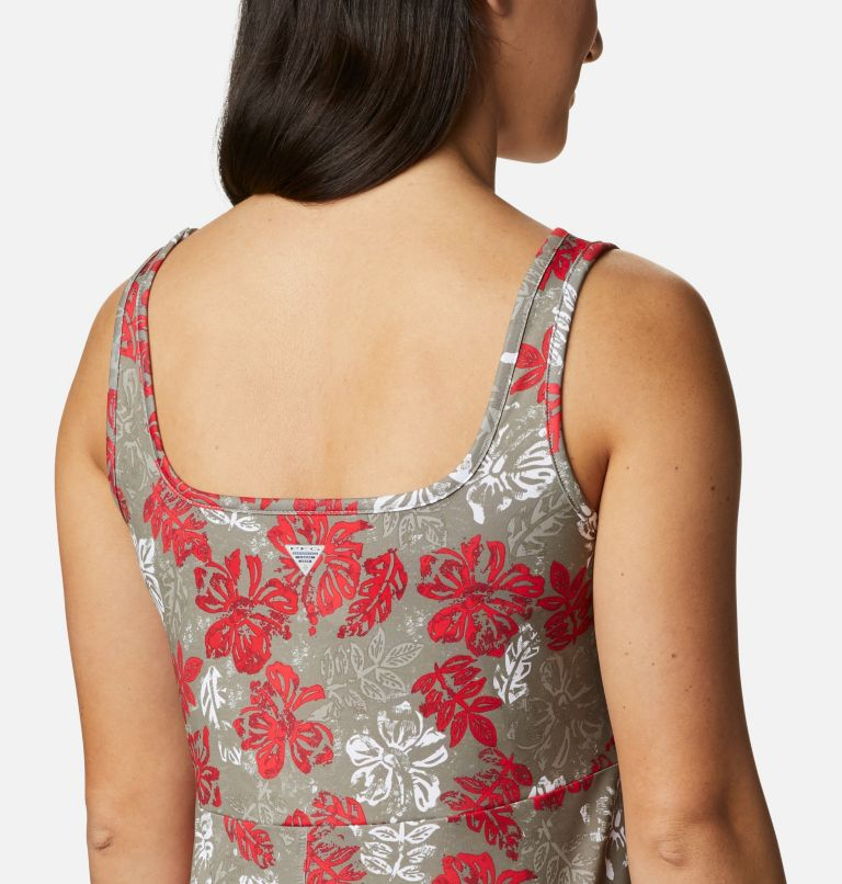 Freezer™ III Dress   006   M Women's PFG Freezer™ III Dress, Kettle Archive Palms Print, a3