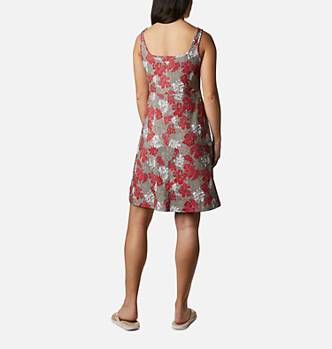Women's PFG Freezer™ III Dress Freezer™ III Dress | 658 | L, Kettle Archive Palms Print, back
