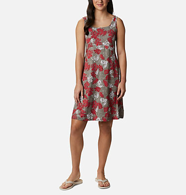 Women's PFG Freezer™ III Dress Freezer™ III Dress | 658 | L, Kettle Archive Palms Print, front