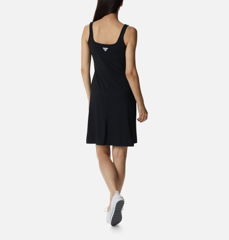 Freezer™ III Dress | 010 | M Women's PFG Freezer™ III Dress, Black, back