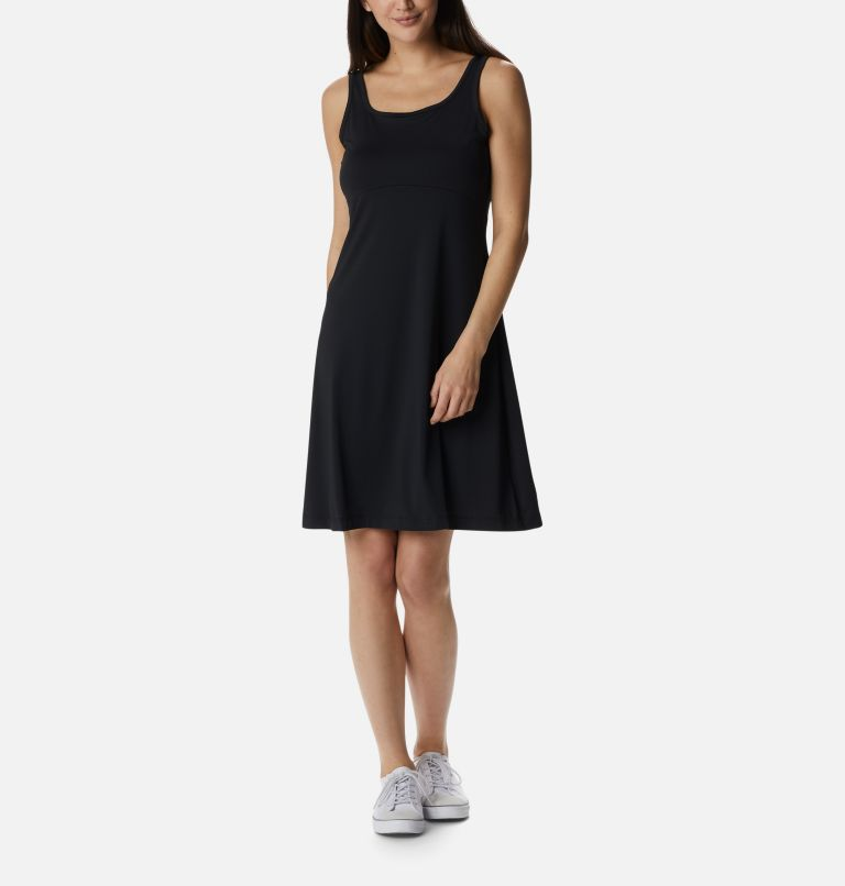 Freezer™ III Dress | 010 | M Women's PFG Freezer™ III Dress, Black, front