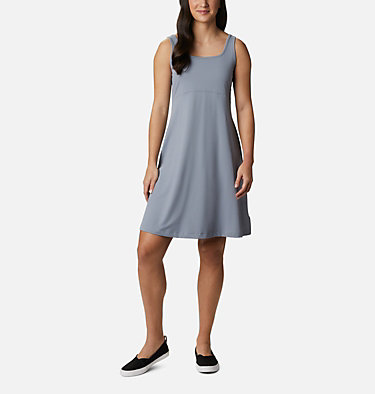 Women's PFG Freezer™ III Dress Freezer™ III Dress | 658 | L, Tradewinds Grey, front