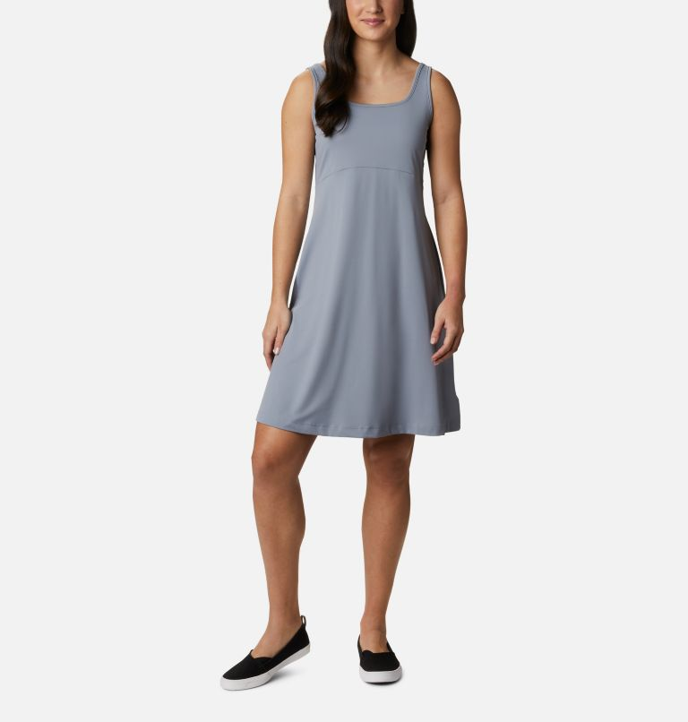 Freezer™ III Dress | 032 | M Women's PFG Freezer™ III Dress, Tradewinds Grey, front