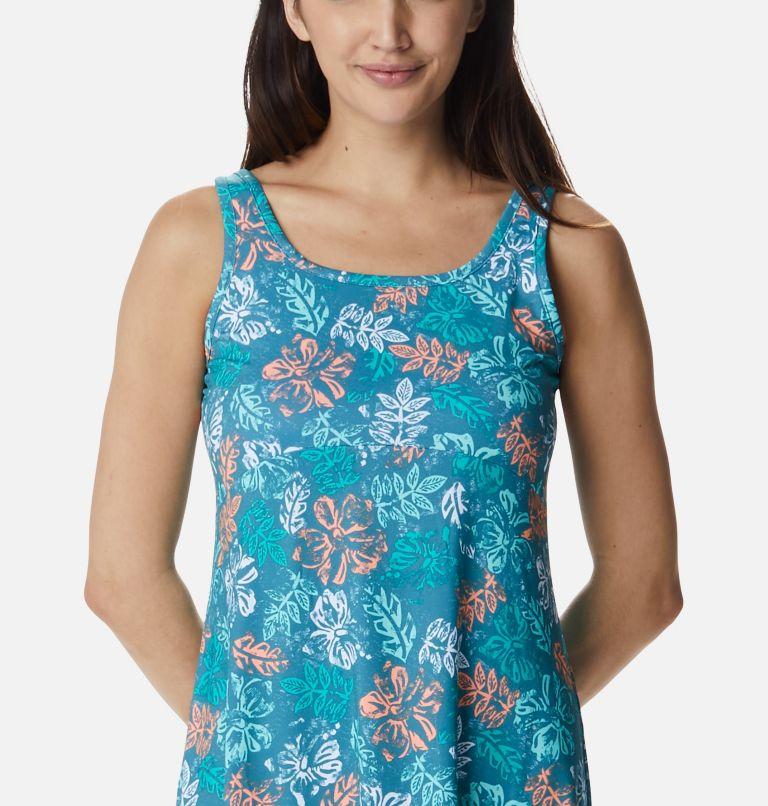 Freezer™ III Dress | 425 | S Women's PFG Freezer™ III Dress, Shasta Archive Palms Print, a2
