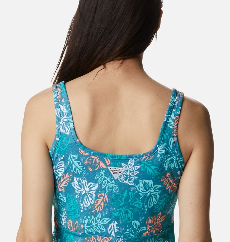 Freezer™ III Dress | 425 | S Women's PFG Freezer™ III Dress, Shasta Archive Palms Print, a3
