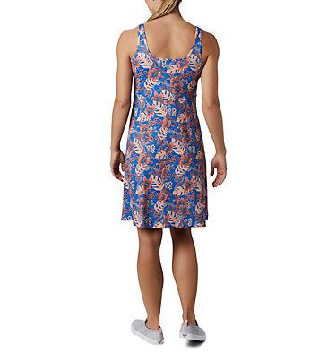 Women's PFG Freezer™ III Dress Freezer™ III Dress | 428 | S, Stormy Blue Vacay Vibes Print, back