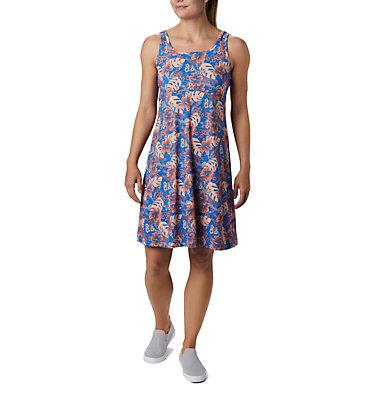 Women's PFG Freezer™ III Dress Freezer™ III Dress | 428 | S, Stormy Blue Vacay Vibes Print, front