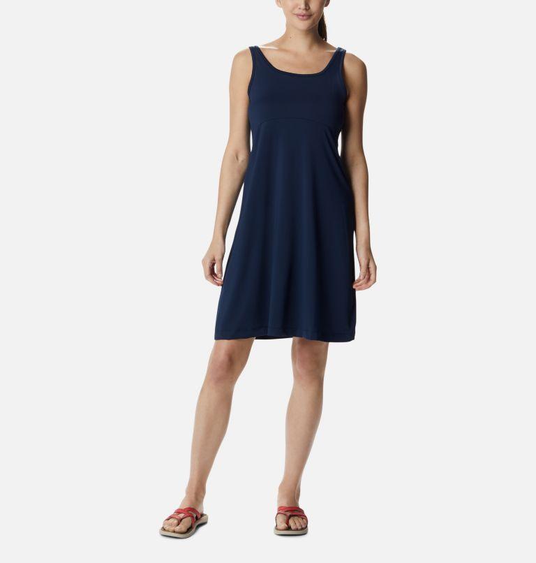Freezer™ III Dress   473   M Women's PFG Freezer™ III Dress, Collegiate Navy, front