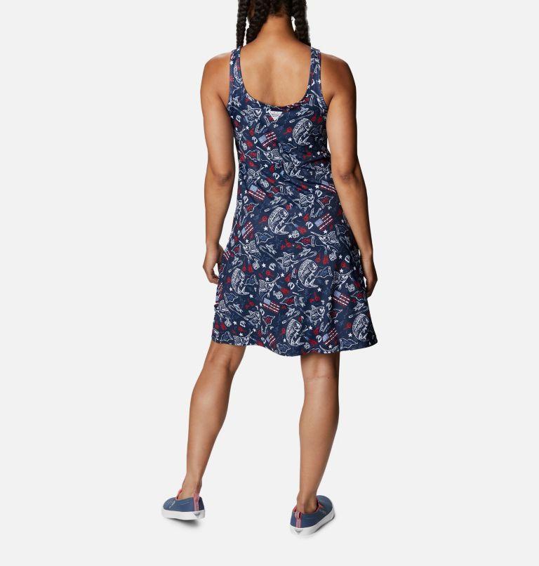 Women's Americana PFG Freezer™ III Dress Women's Americana PFG Freezer™ III Dress, back