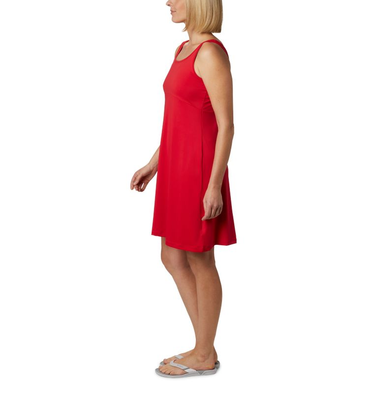 Freezer™ III Dress | 658 | L Women's PFG Freezer™ III Dress, Red Lily, a1