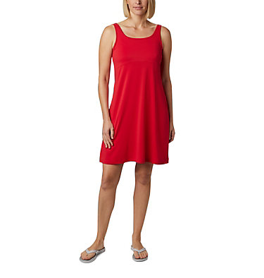 Women's PFG Freezer™ III Dress Freezer™ III Dress | 658 | L, Red Lily, front
