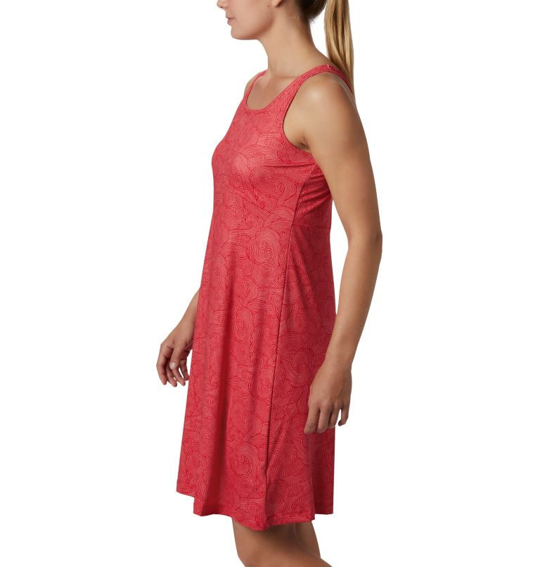 Freezer™ III Dress | 659 | S Women's PFG Freezer™ III Dress, Red Lily Seaside Swirls Print, a2