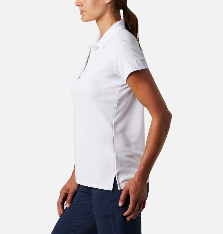 Innisfree™ SS Polo | 100 | XXL Women's PFG Innisfree™ Short Sleeve Polo, White, a2
