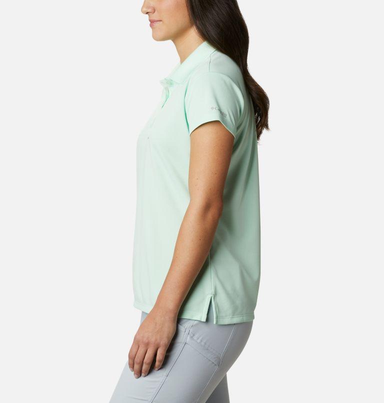 Innisfree™ SS Polo | 383 | S Women's PFG Innisfree™ Short Sleeve Polo, Light Mint, a1