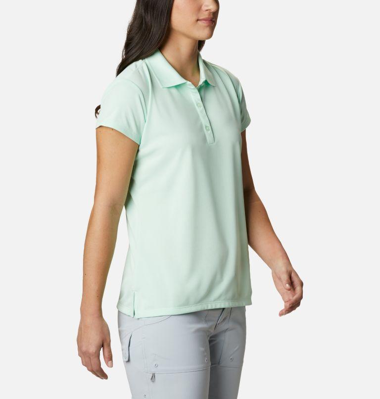 Innisfree™ SS Polo | 383 | S Women's PFG Innisfree™ Short Sleeve Polo, Light Mint, a3