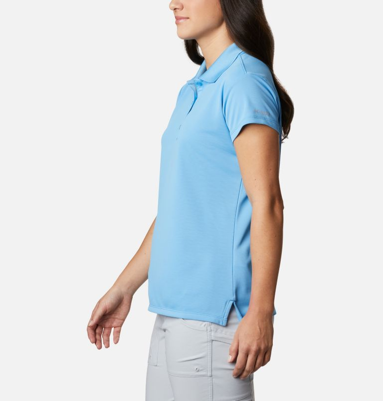 Innisfree™ SS Polo | 475 | XS Women's PFG Innisfree™ Short Sleeve Polo, Yacht, a1