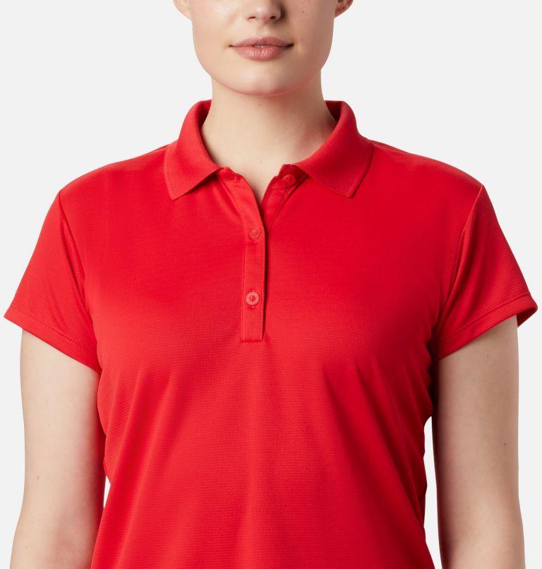 Innisfree™ SS Polo | 658 | XXL Women's PFG Innisfree™ Short Sleeve Polo, Red Lily, a2