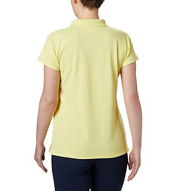 Women's PFG Innisfree™ Short Sleeve Polo Innisfree™ SS Polo | 867 | XS, Sunnyside, back