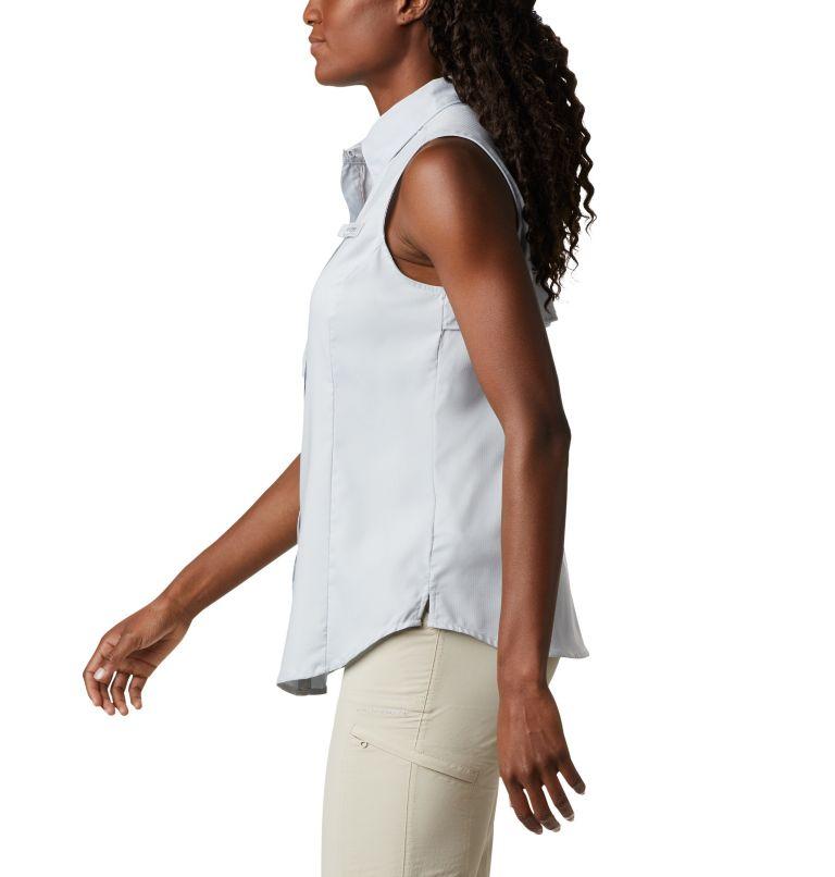 Tamiami™ Women's Sleeveless Shirt | 031 | XL Women's PFG Tamiami™ Sleeveless Shirt, Cirrus Grey, a1