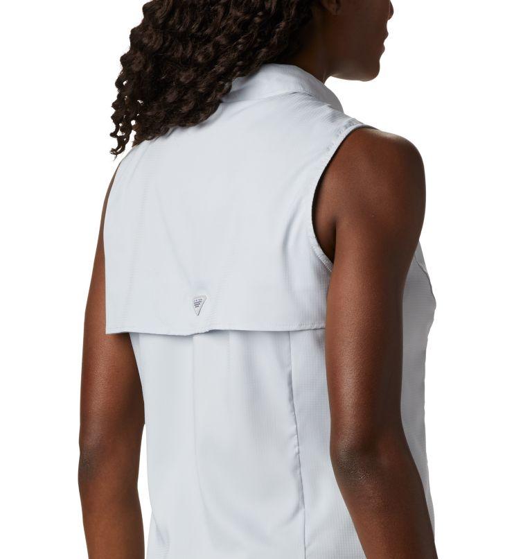 Tamiami™ Women's Sleeveless Shirt | 031 | XL Women's PFG Tamiami™ Sleeveless Shirt, Cirrus Grey, a3