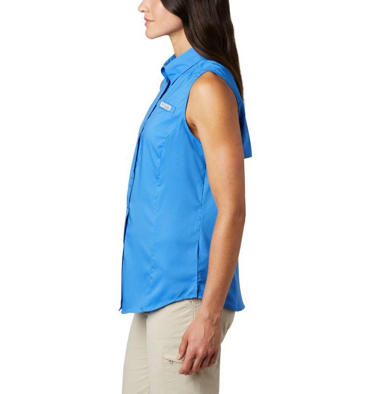 Tamiami™ Women's Sleeveless Shirt | 426 | L Women's PFG Tamiami™ Sleeveless Shirt, Stormy Blue, a1