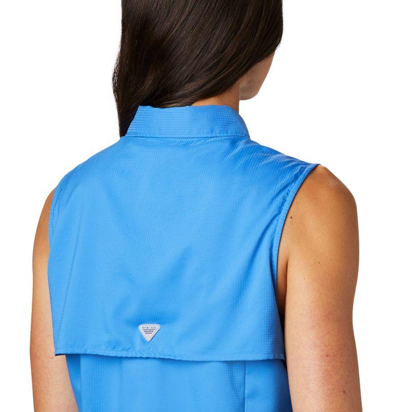 Tamiami™ Women's Sleeveless Shirt | 426 | L Women's PFG Tamiami™ Sleeveless Shirt, Stormy Blue, a3