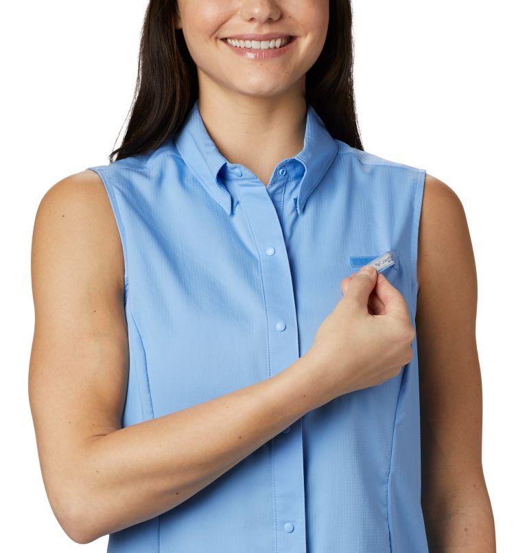 Tamiami™ Women's Sleeveless Shirt | 450 | XL Women's PFG Tamiami™ Sleeveless Shirt, White Cap, a1