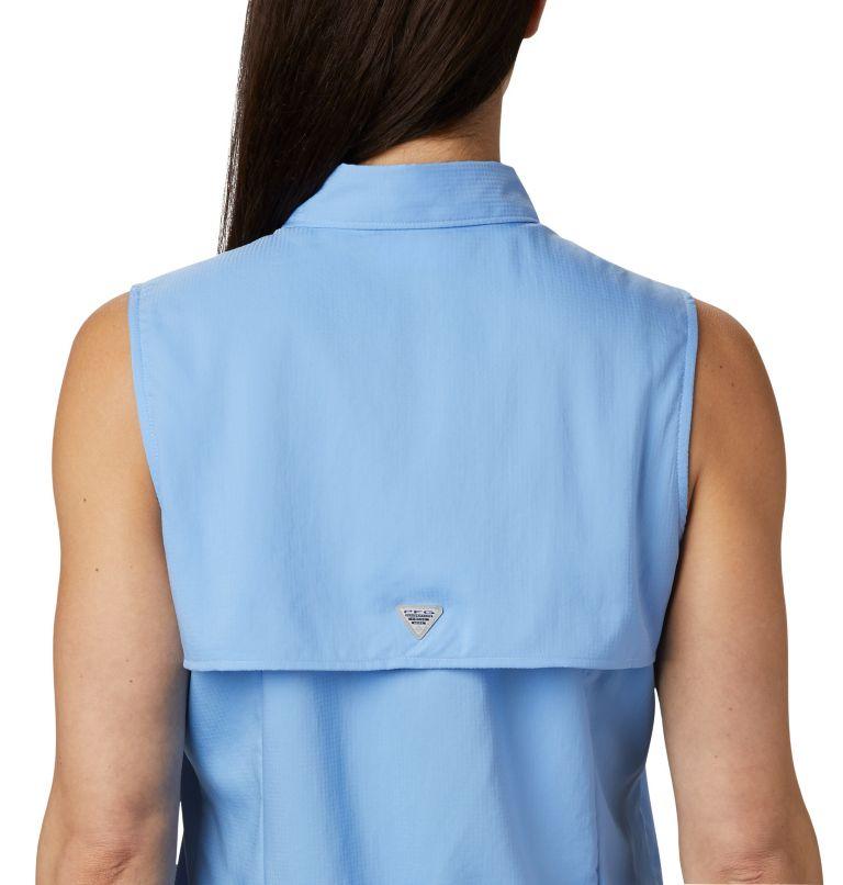Tamiami™ Women's Sleeveless Shirt | 450 | M Women's PFG Tamiami™ Sleeveless Shirt, White Cap, a2