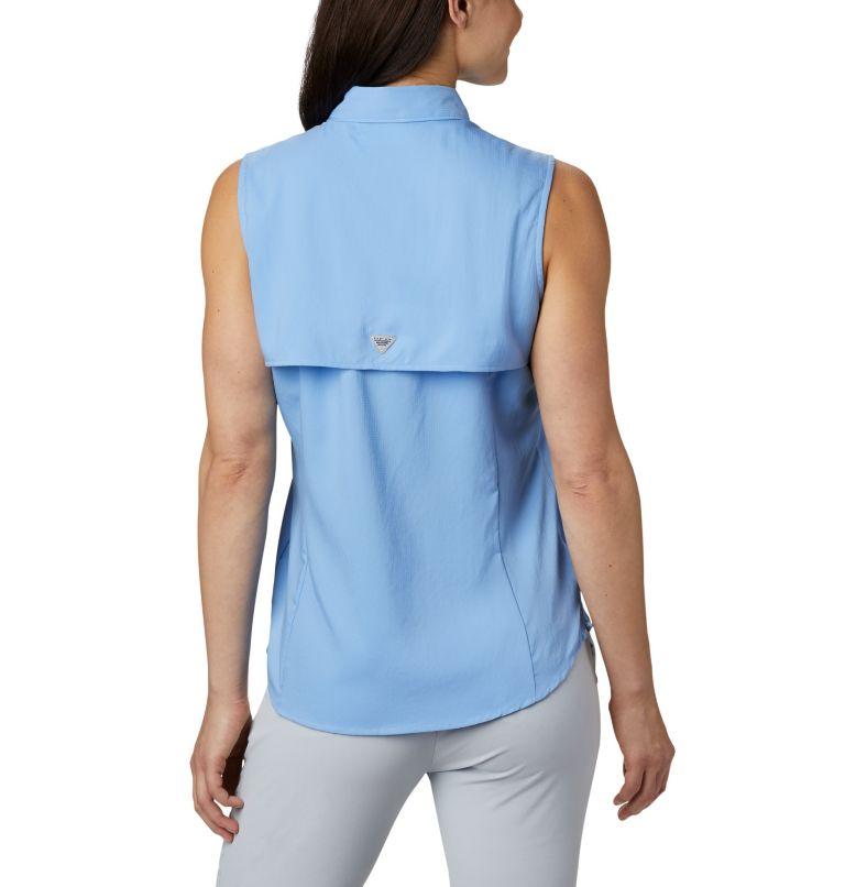 Tamiami™ Women's Sleeveless Shirt | 450 | XL Women's PFG Tamiami™ Sleeveless Shirt, White Cap, back