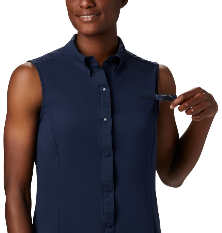 Women's PFG Tamiami™ Sleeveless Shirt Women's PFG Tamiami™ Sleeveless Shirt, a2