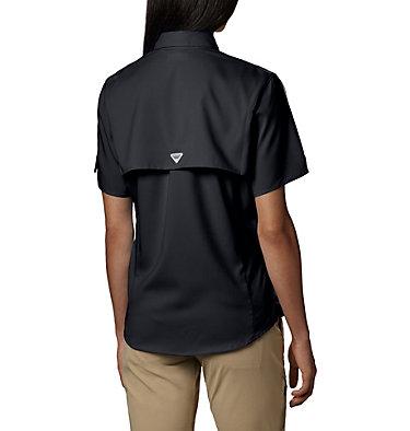 Women's PFG Tamiami™ II Short Sleeve Shirt Womens Tamiami™ II SS Shirt | 658 | L, Black, back