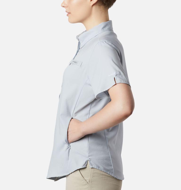 Womens Tamiami™ II SS Shirt   031   L Women's PFG Tamiami™ II Short Sleeve Shirt, Cirrus Grey, a3