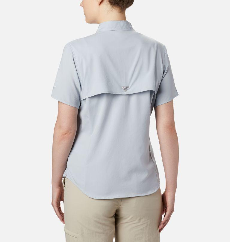 Womens Tamiami™ II SS Shirt   031   L Women's PFG Tamiami™ II Short Sleeve Shirt, Cirrus Grey, back