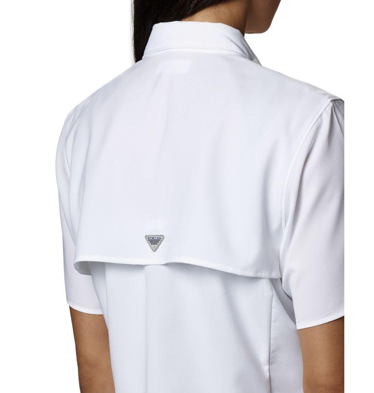 Womens Tamiami™ II SS Shirt | 100 | L Women's PFG Tamiami™ II Short Sleeve Shirt, White, a2