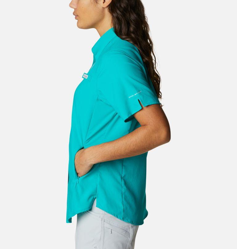 Womens Tamiami™ II SS Shirt   360   L Women's PFG Tamiami™ II Short Sleeve Shirt, Tropic Water, a1