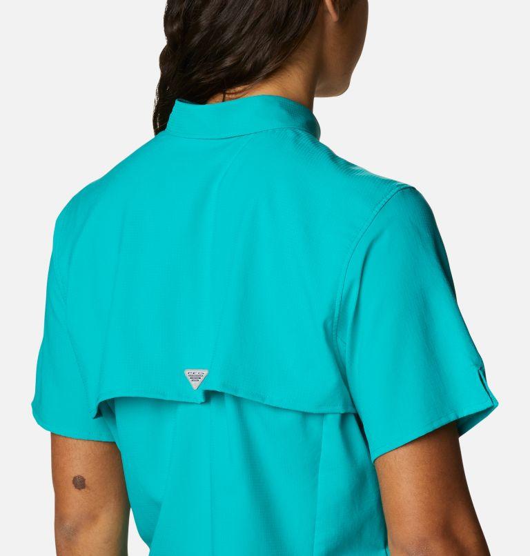 Womens Tamiami™ II SS Shirt   360   L Women's PFG Tamiami™ II Short Sleeve Shirt, Tropic Water, a3
